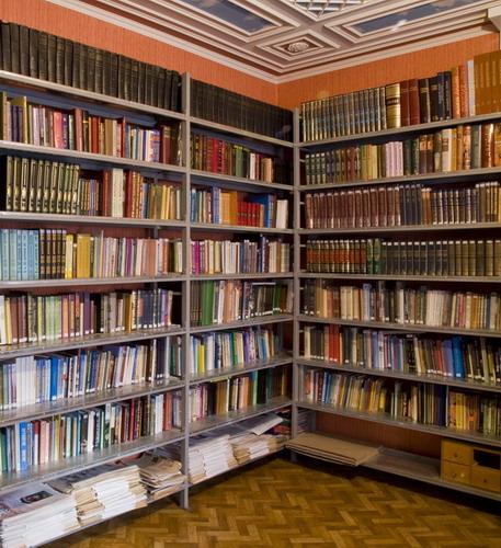 Перспектива библиотеки