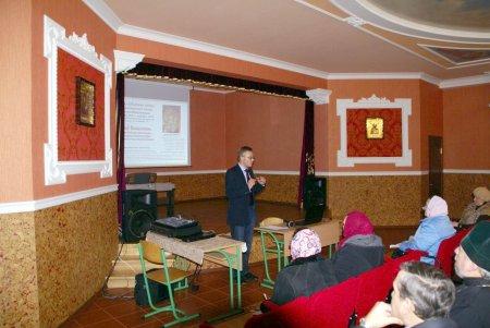 Первая лекция «Миф Византии» из цикла семинаров византиноведческого сектора