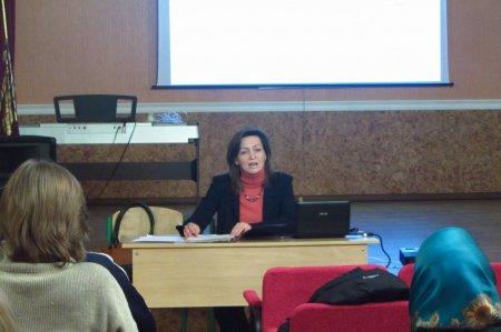 Вторая публичная лекция эллино-византийского лектория при Свято-Пантелеимоновском храме