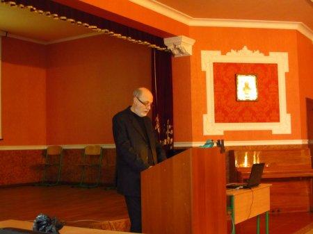 Четвертая публичная лекция эллино-византийского лектория при Свято-Пантелеимоновском храме