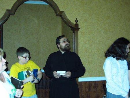 Выпускные экзамены в нашей Воскресной школе