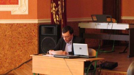 Четырнадцатая публичная лекция эллино-византийского лектория
