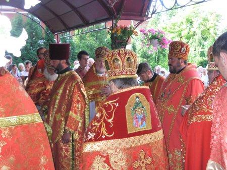 Храмовый Праздник нашего прихода